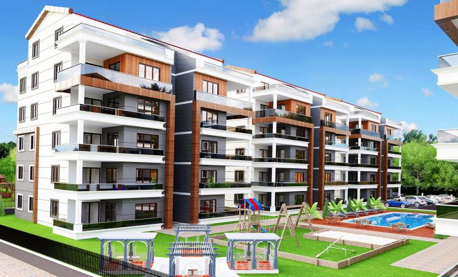 SUITABLE PRICES WITH LARGE AREA & COMFORTABLE LIFE